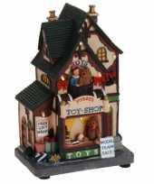 Kersthuisje pierre s speelgoedwinkel